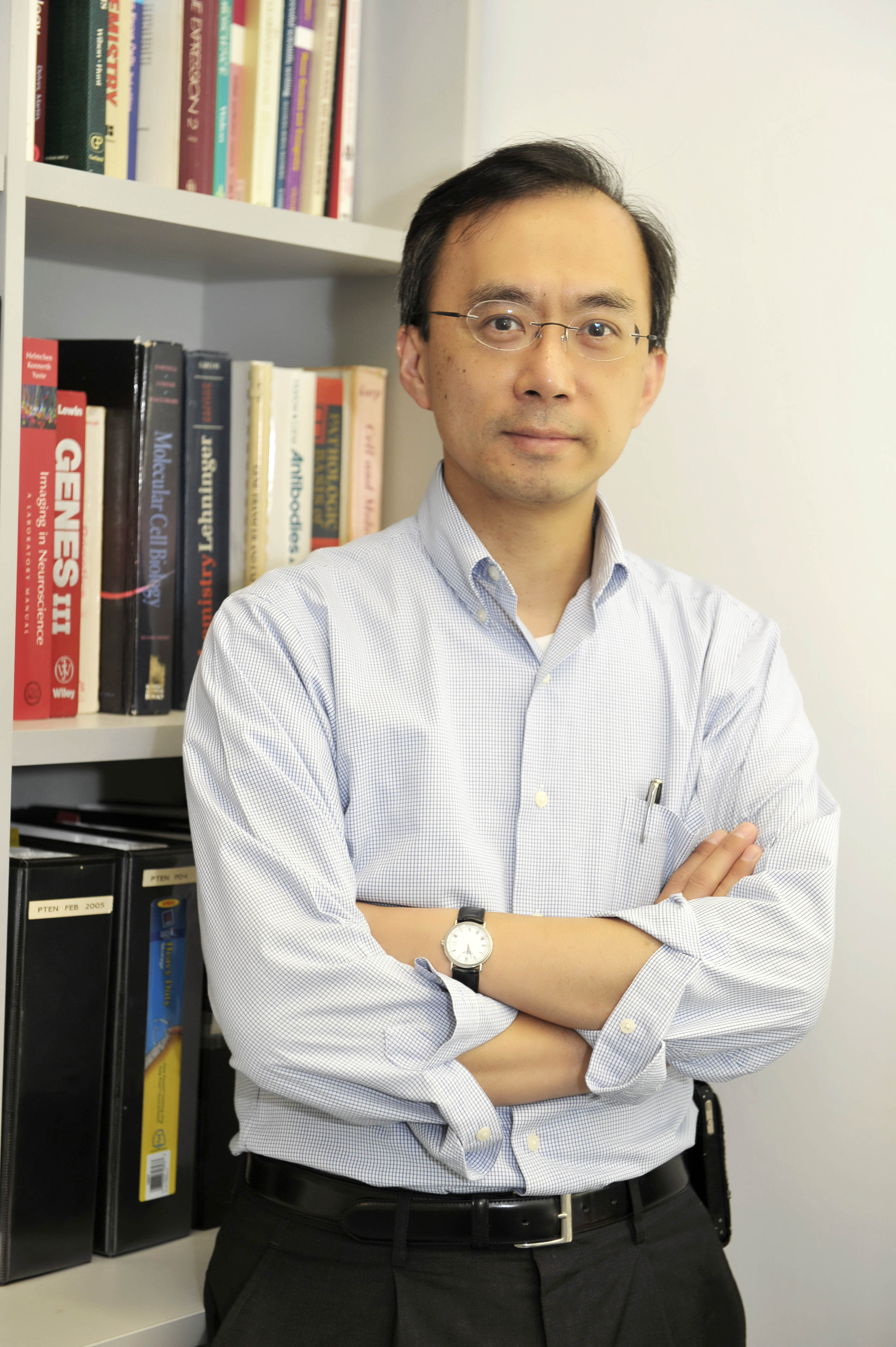 Prof Andrew Chan