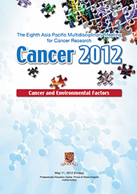 Cancer 2012 programme book 1