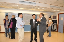RGC Visit to School of Biomedical Sciences (17 June 2010)_18