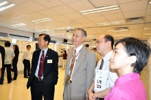 RGC Visit to School of Biomedical Sciences (17 June 2010)_21
