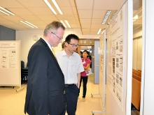 RGC Visit to School of Biomedical Sciences (17 June 2010)_23