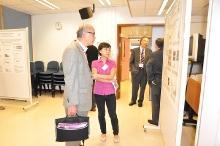 RGC Visit to School of Biomedical Sciences (17 June 2010)_30