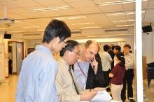 RGC Visit to School of Biomedical Sciences (17 June 2010)_35