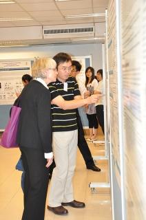 RGC Visit to School of Biomedical Sciences (17 June 2010)_37