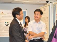 RGC Visit to School of Biomedical Sciences (17 June 2010)_38