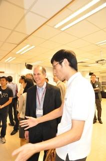 RGC Visit to School of Biomedical Sciences (17 June 2010)_39