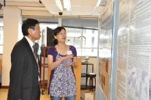 RGC Visit to School of Biomedical Sciences (17 June 2010)_44