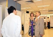RGC Visit to School of Biomedical Sciences (17 June 2010)_48