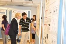 RGC Visit to School of Biomedical Sciences (17 June 2010)_50