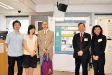 RGC Visit to School of Biomedical Sciences (17 June 2010)_52