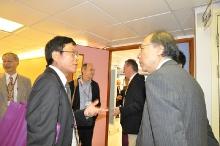 RGC Visit to School of Biomedical Sciences (17 June 2010)_54