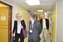 RGC Visit to School of Biomedical Sciences (17 June 2010)_55