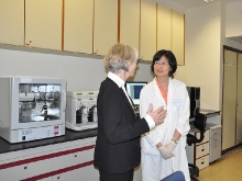 RGC Visit to School of Biomedical Sciences (17 June 2010)_5