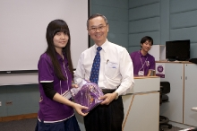 School of Biomedical Sciences Postgraduate Research Day 2011 (27-28 October 2011)_26