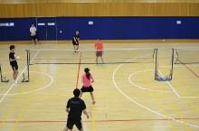 First Director's Cup - SBS Badminton Tournament (05 October 2013)