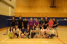 Second Director's Cup - SBS Badminton Tournament (11 October 2014)