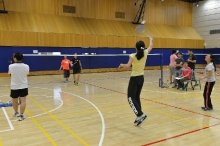 Second Director's Cup - SBS Badminton Tournament (11 October 2014)