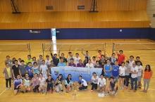 Third Director's Cup - SBS Badminton Tournament (17 October 2015)