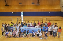 Third Director's Cup - SBS Badminton Tournament (17 October 2015)