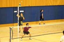 Fourth Director's Cup - SBS Badminton Tournament (24 September 2016)