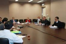 Visit of the Scientific Advisory Committee 2017_12